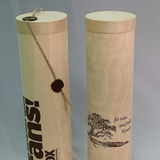 Wooden box 90 x 26...330 mm